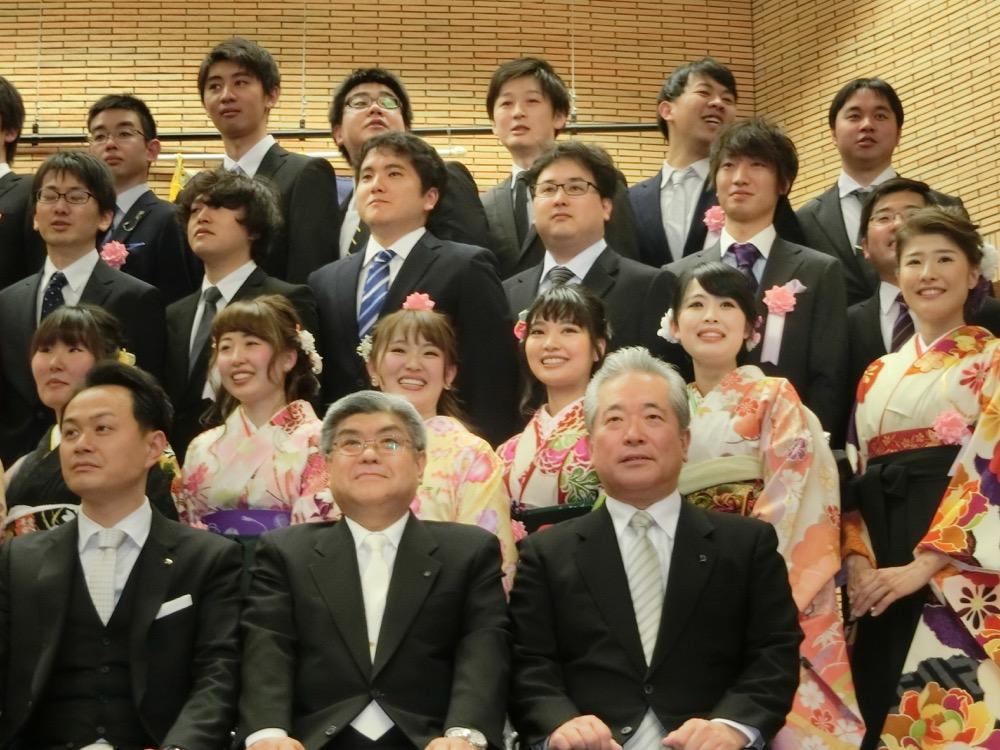 H30新潟生命歯学部107回卒業式04