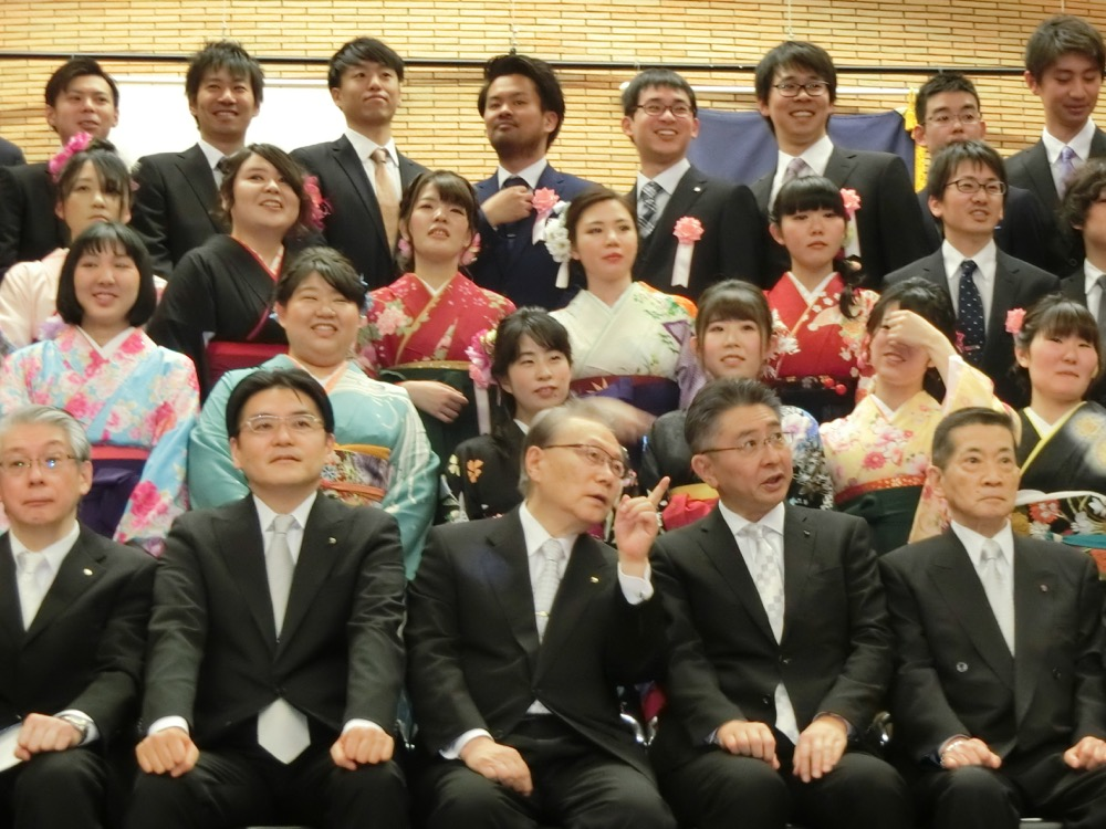 H30新潟生命歯学部107回卒業式05
