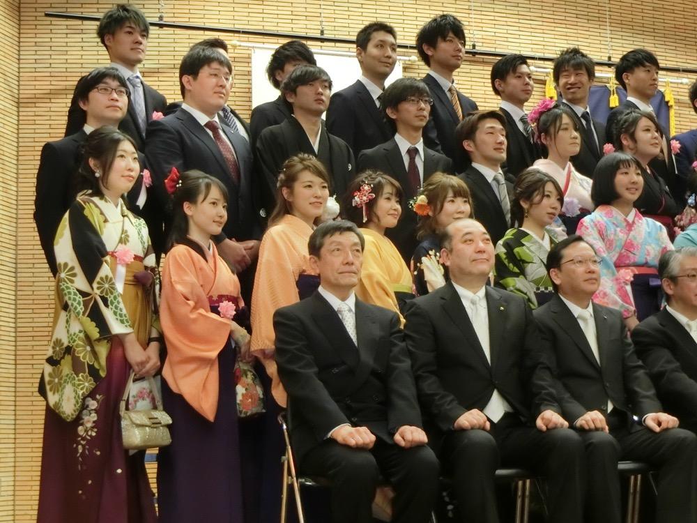 H30新潟生命歯学部107回卒業式06