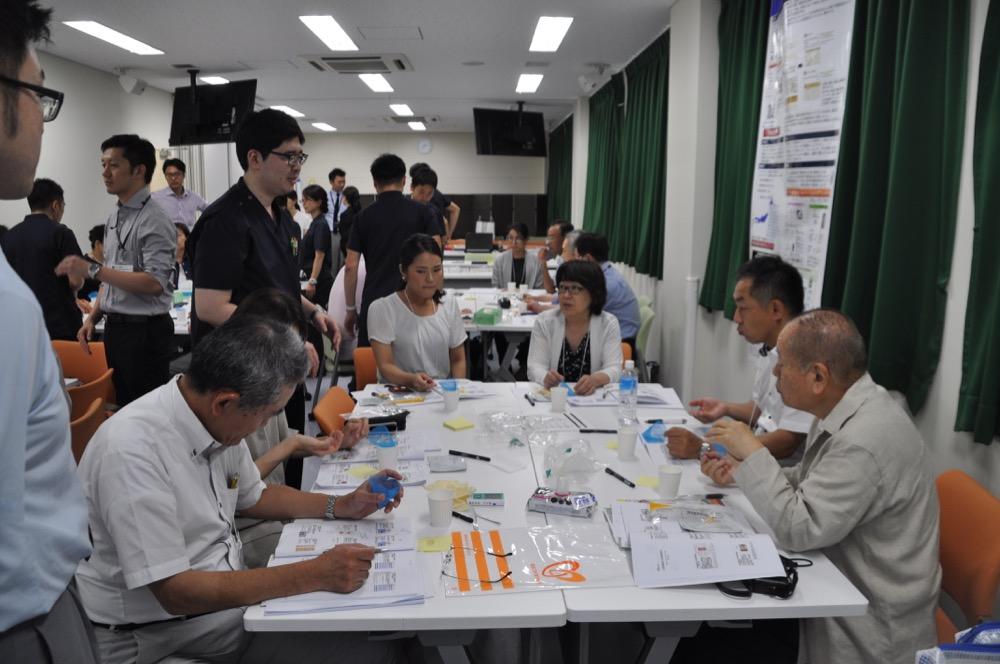 平成30年度ポストグラデュエート・コース Aコース 7月5日開催(4)